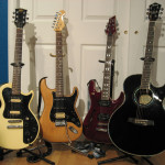 Can a Guitar Player Own Too Many Guitars?