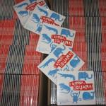 I Wanna, Iguana! CD Arrival